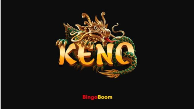 бинго бум кено лого