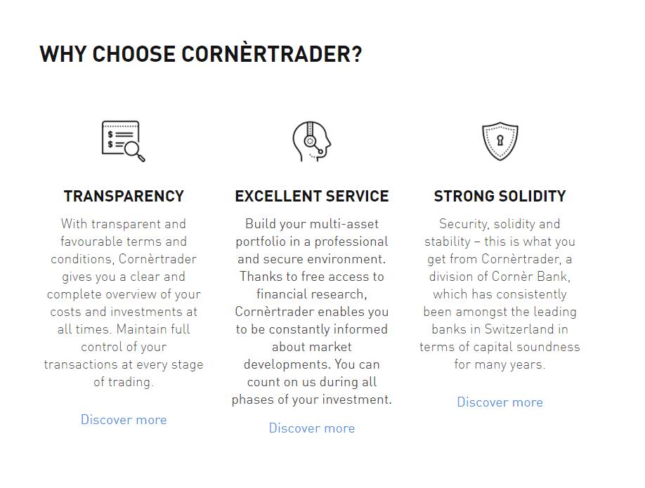 corner trader почему стоит выбрать