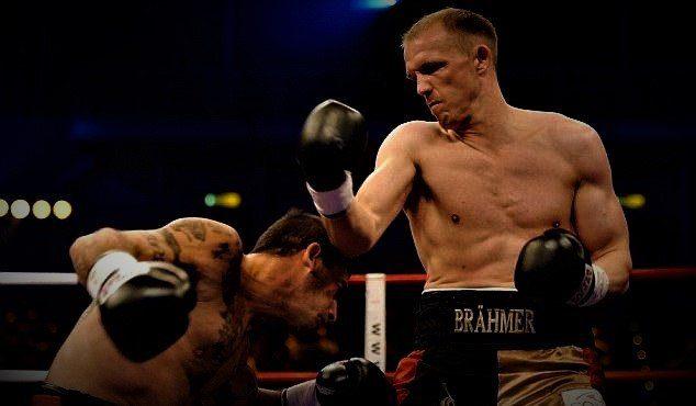 разряды бокса