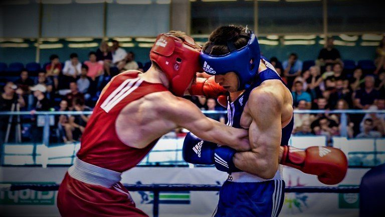 разряды по боксу