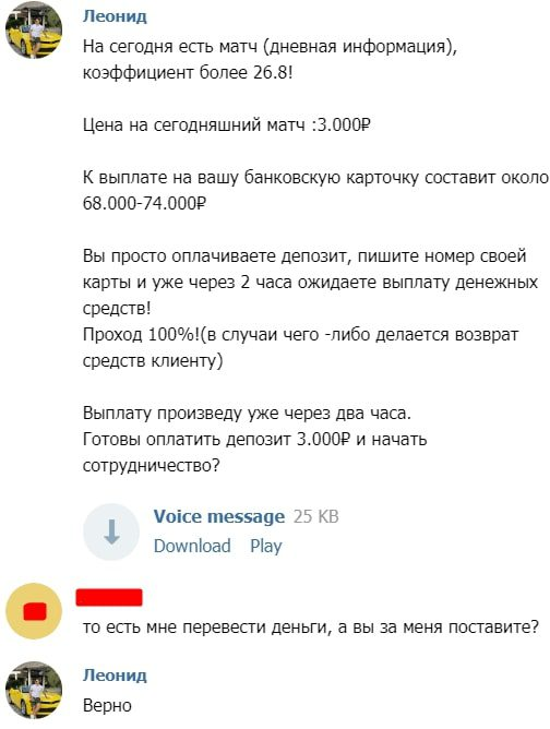 Леонид Аверин раскрутка счета – условия и тарификация