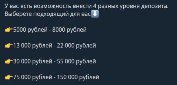 Nation bot в Telegram - условия сотрудничества