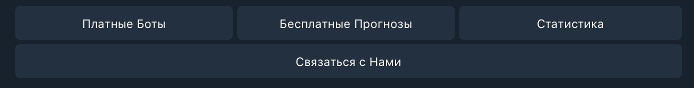 Меню Бота Вонт Резаулт